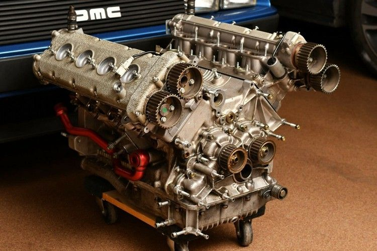 For Sale A Blown Ferrari 360 Challenge Stradale V8 Engine 4 999 Usd Silodrome Ferrari Ferrari 360 Ayrton Senna