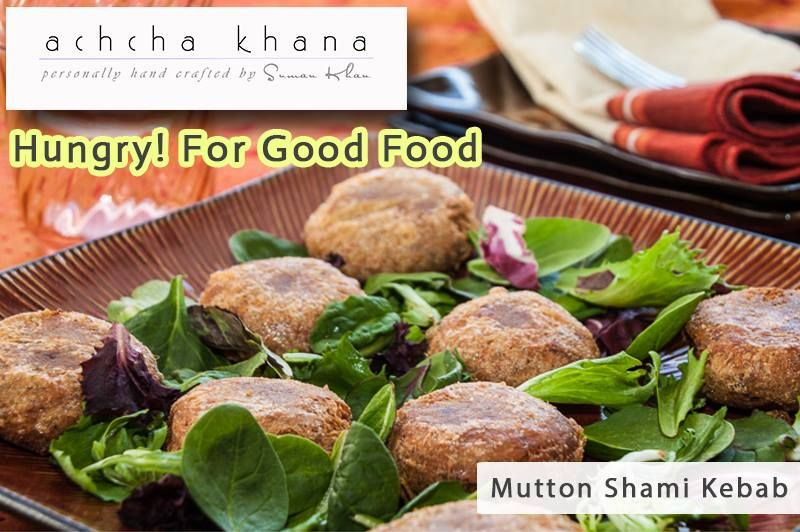 This non-vegetarian dish deserves a try.. It would be a heaven for all food lovers.  Cooked with 18 spices & fried with Olive Oil or Pure Cow Ghee.   Order it online at : http://achchakhana.com/?wpsc-product=mutton-shami-kebab-5 Or call us on : +919029951961, +918976826985