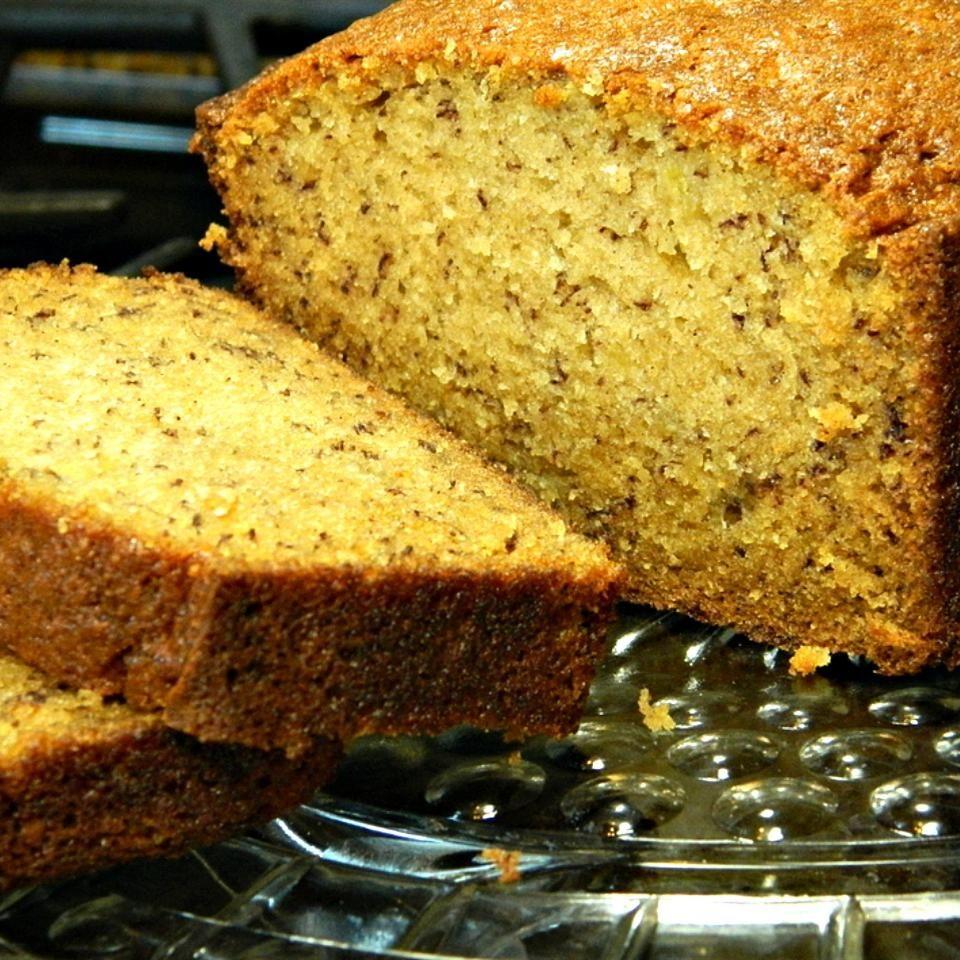Buttermilk Banana Bread Recipe In 2020 Best Banana Bread Buttermilk Banana Bread Breakfast Ingredients