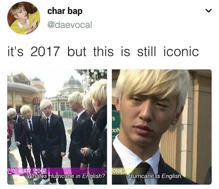 Pin by Park Suel Suel on Kpop | Kpop funny, Bap funny