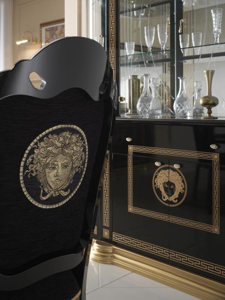Versace Versace Furniture Pinterest Versace Modern Living Rooms And Modern Living
