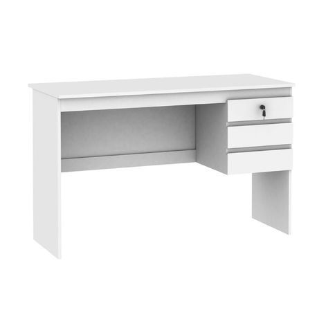 online store 88dba 9d29c Workspace Soho 3 Drawer Student Desk White | Room-ish ideas ...