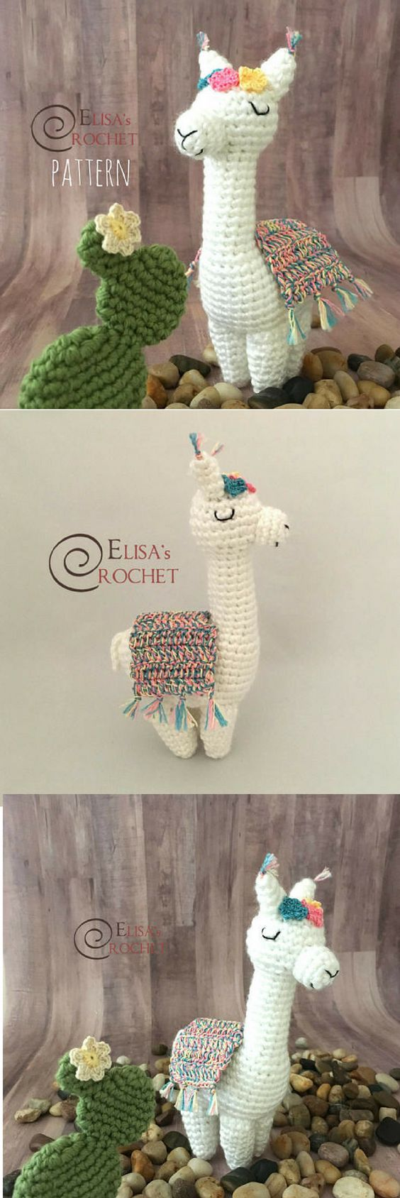 Violet the Alpaca Amigurumi Crochet Pattern Printable #ad #amigurumi ...