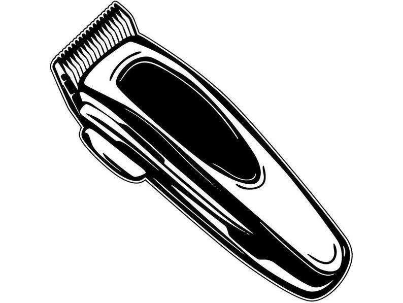 Electric Razor Barbershop Hair Hairdresser Haircut Business Etsy Barber Tools Razor Barbershop Barber