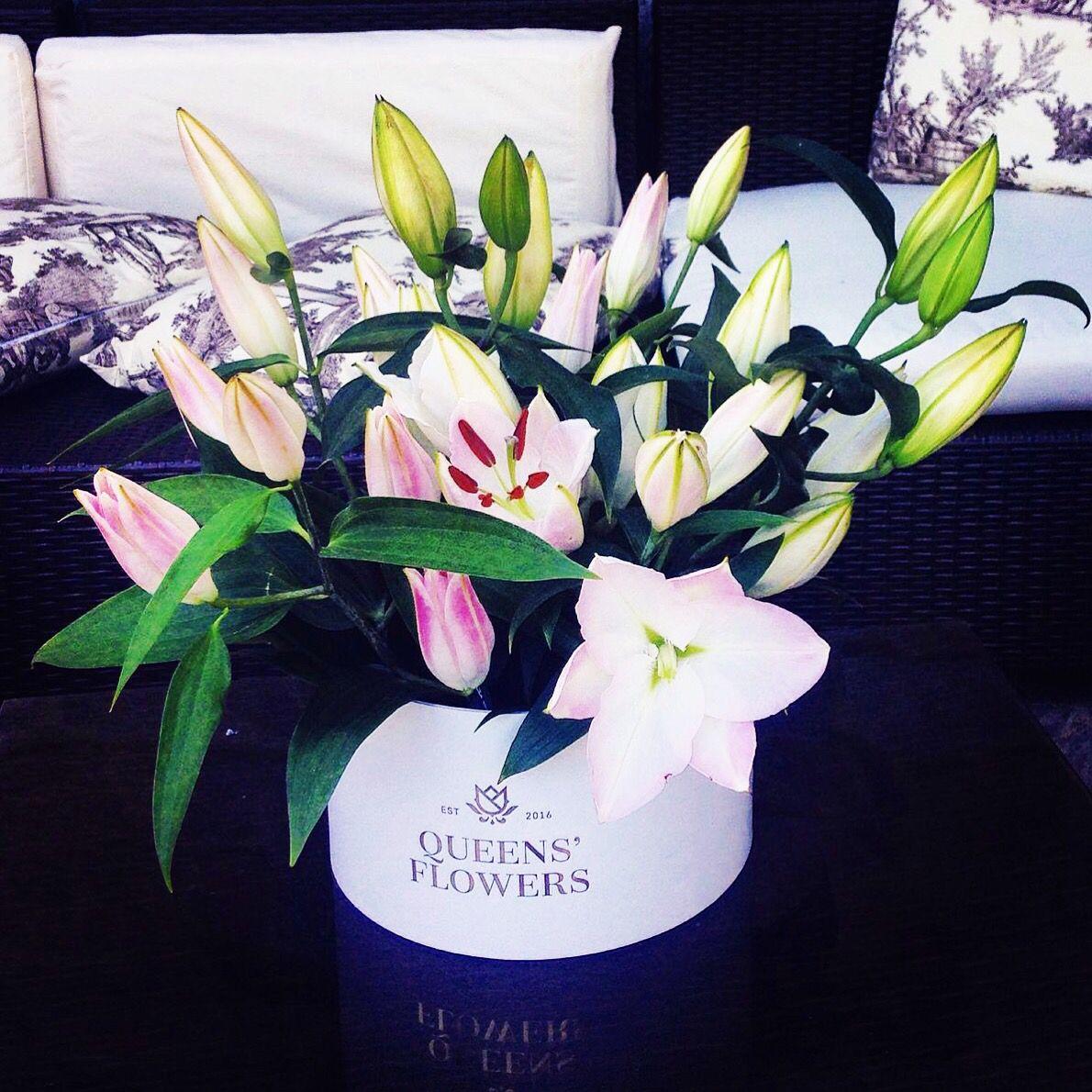Queen Marry by Queens' Flowers, Riga