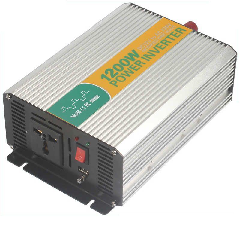 M1200-122G modified sine wave van power iverter power converter