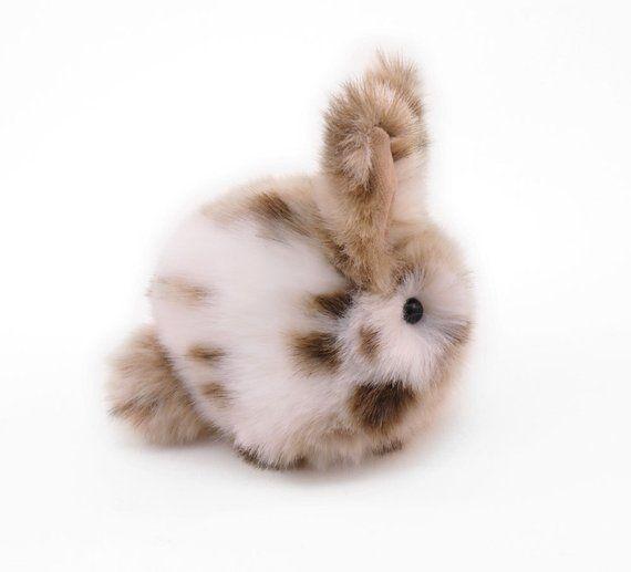 Stuffed Animal Stuffed Easter Bunny Cute Plush Toy Bunny Kawaii