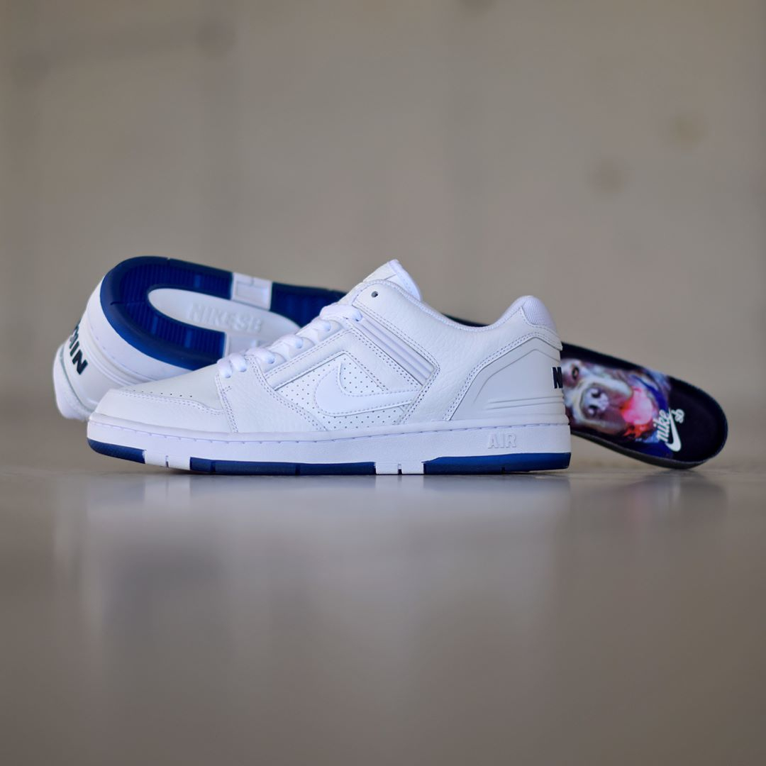 Nike SB Air Force 2 Low Kevin Bradley QS . Disponible Available  SNKRS.COM d3fb97388