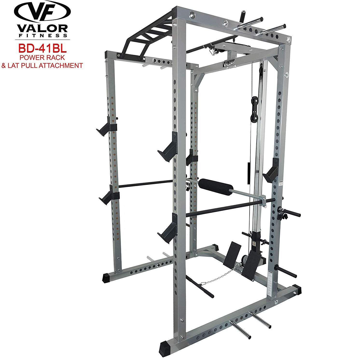 Valor fitness bd41 heavy duty power cage with