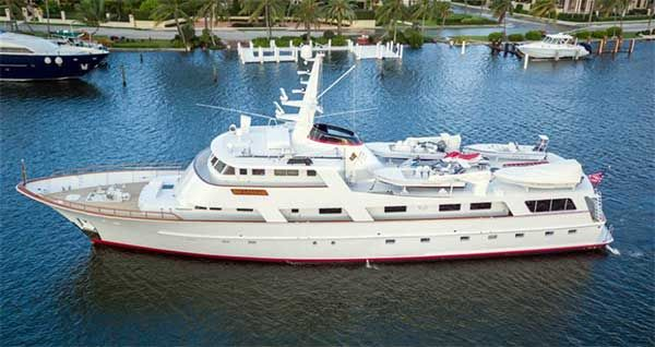 Expedition Yacht For Sale Expedition Yachts Yacht Explorer Yacht
