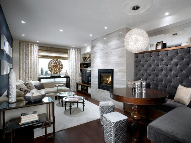 Candice Olson Home Decor House Interior Living Design