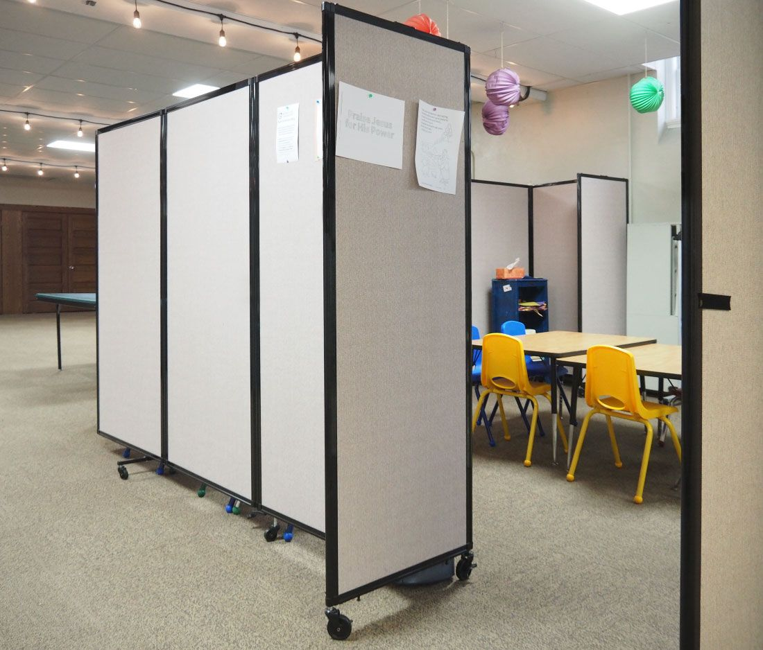 Create Your Own Private Pop Up Classroom Using Our Portable Room