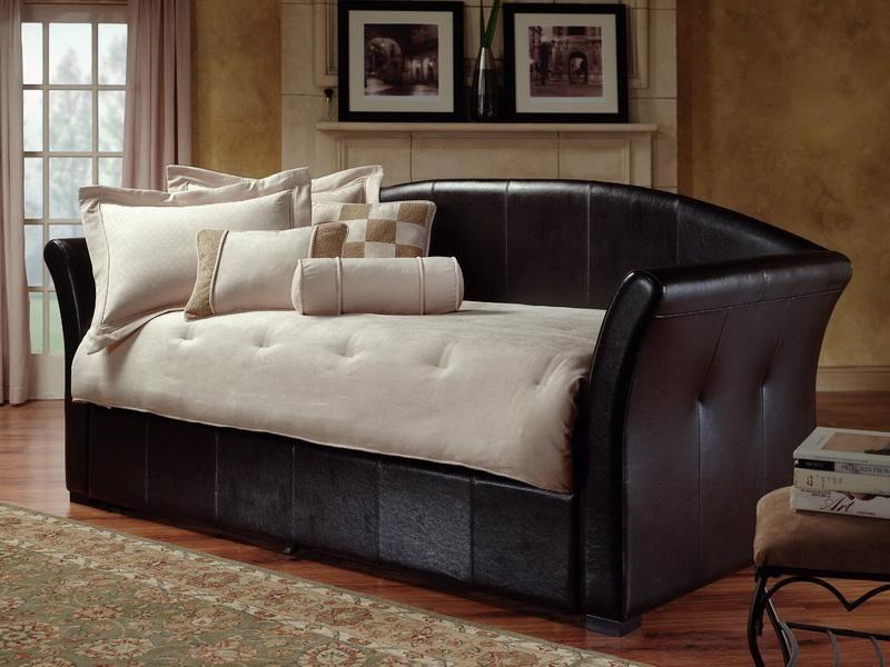 Wundervoll Modern IKEA Daybed Frame Wooden With Cushions.  SchlafzimmermöbelSchlafzimmerdekoSchlafzimmer IdeenBüromöbelModernes  TagesbettModerne Zeitgenössische