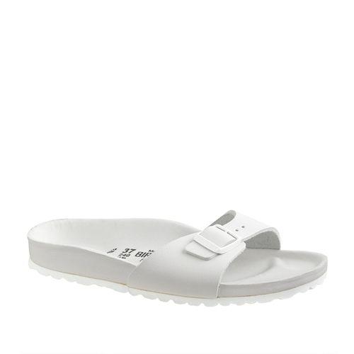 1d4c6dcb769 Women's Birkenstock For J.Crew Madrid Exquisite Sandals White $225