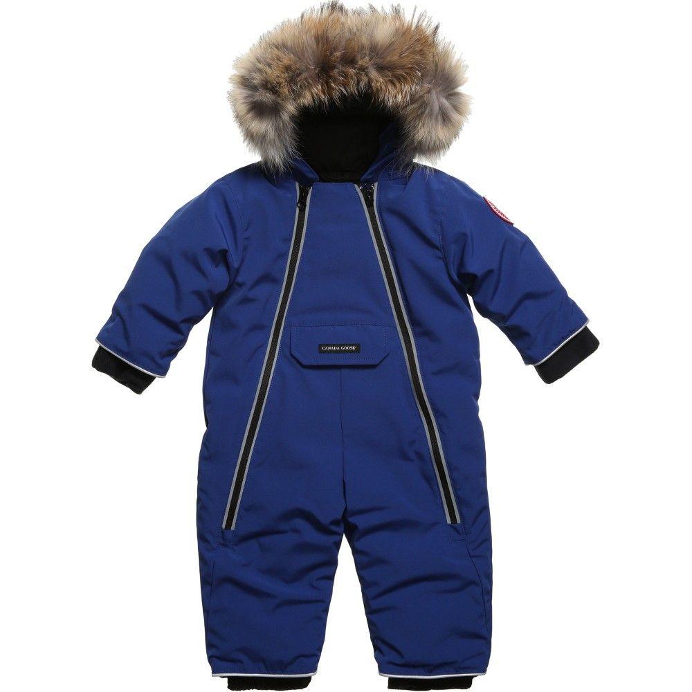 Canada Goose Baby SnowSuit Popular