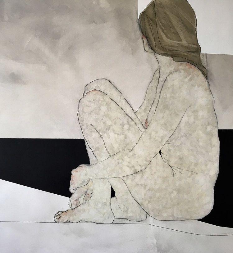 Spring 2018 Sekulovic Figurative Art In 2019 Portrait Art