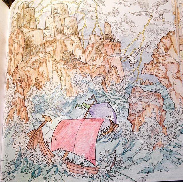 Game Of Thrones Coloring Book Livro De Colorir Cores Colorir