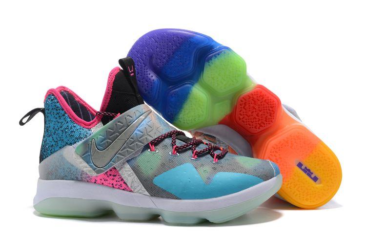 d8233ad13b4 ... 014 cool grey nike lebron 5fe19 998c9  canada nike lebron 14 colorful  mens basketball shoes free shipping b94c3 10fb5