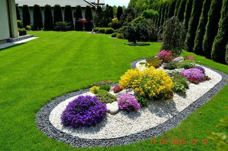 Pin de martina bobikova en gardening pinterest - Paisajismo jardines pequenos ...