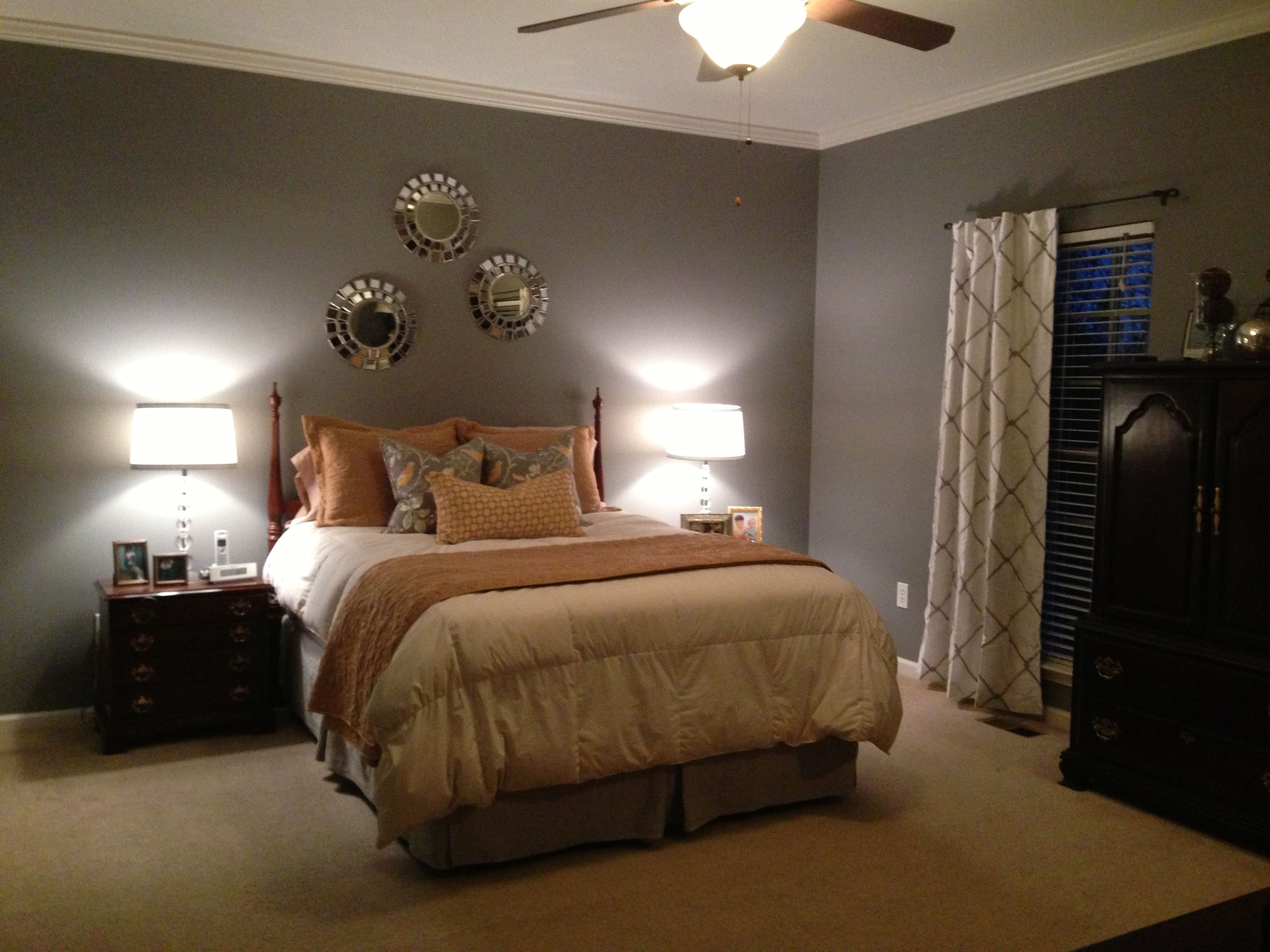 love how our master bedroom turned out wall paint is on master bedroom wall color id=99865