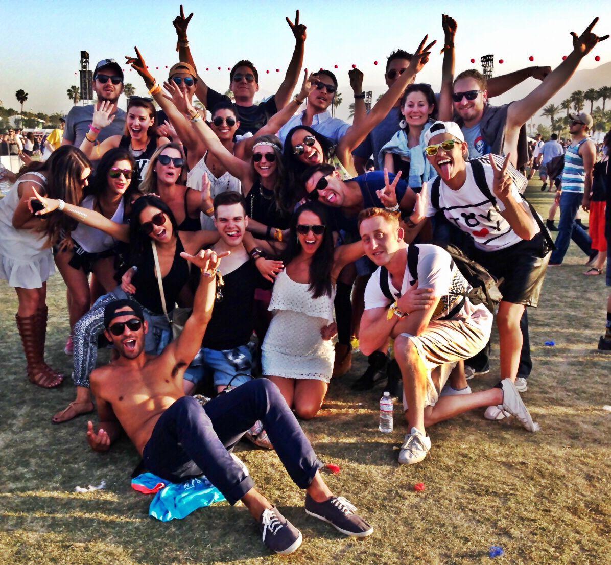 The Kids of #Coachella 2014! #tropicalacres