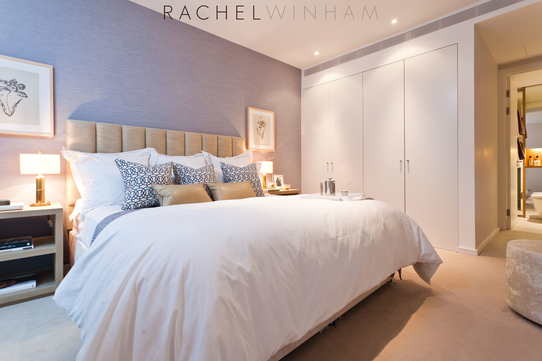 Master Bedroom - Rachel Winham Interior Design