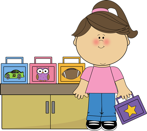 Playground Clipart Lunch And Recess - Lunch Bag Clipart - Png Download -  Full Size Clipart (#4226315) - PinClipart