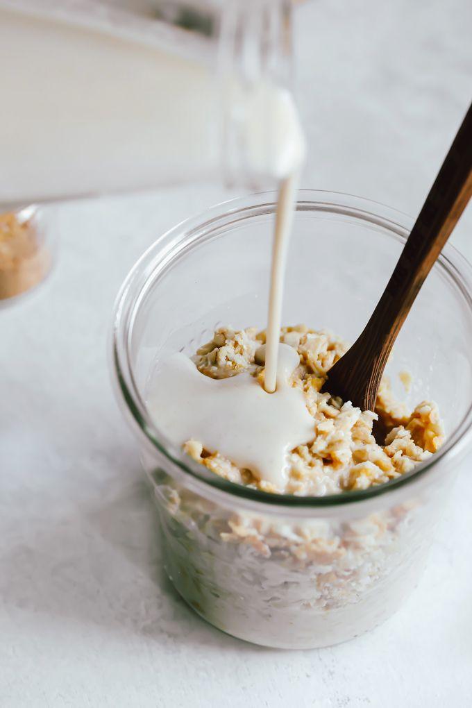 How To Make Oat Milk | Recipe | How to make oats, Oat milk ...