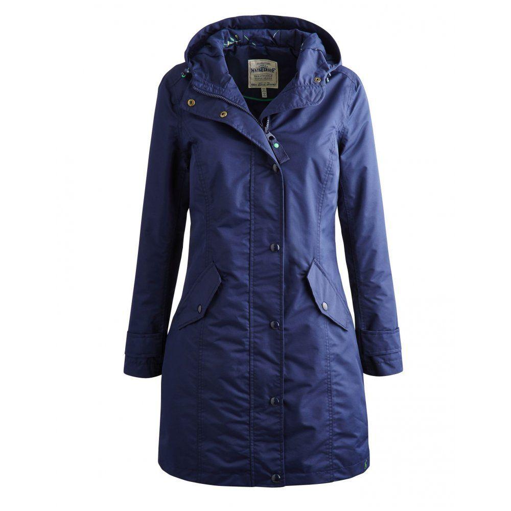 Joules Windermere Ladies Waterproof Coat (S) - £116.10 www ...