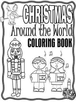 This Is A Quick And Adorable Addition To Any Christmas Around The World Unit Or Just For Fun Christmas Teaching Preschool Christmas Holidays Around The World