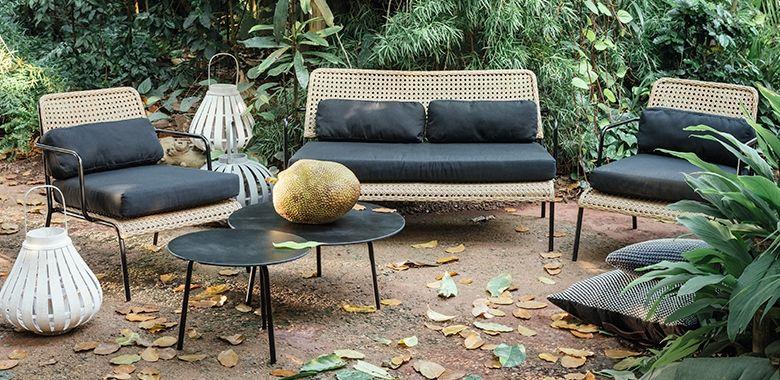 Salon de jardin – Acheter des meubles en ligne chez Interio ...