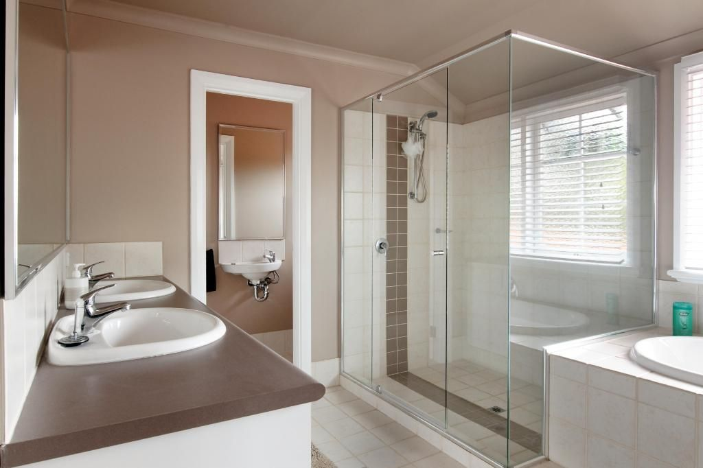 like the idea of the separate room for the toilet in an on bathroom renovation ideas australia id=52483