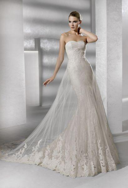 Pronovias, Denia, Size 8 Wedding Dress For Sale at http://www.stillwhite.co.za/12458-pronovias-size-8