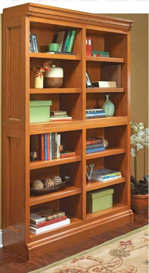 Classic Modular Bookcase Woodsmith Plans Pinterest Woodworking Woodwork And Woods