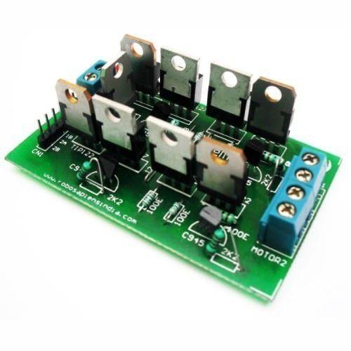 Dual H-Bridge Power Transistor Motor Arduino Board for Arduino ... on