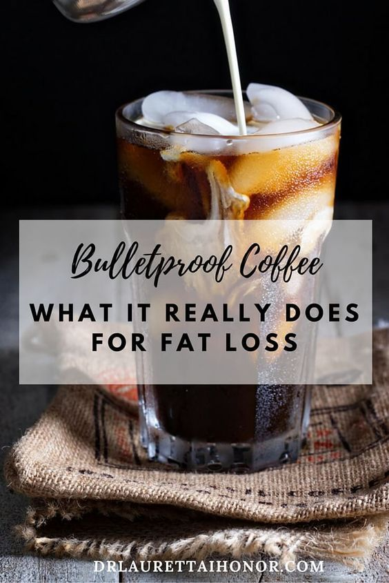 Bullet proof coffee is a mix of coffee, butter and MCT coconut oil. It's marketed as a weight loss and energy booster, but is it just an…