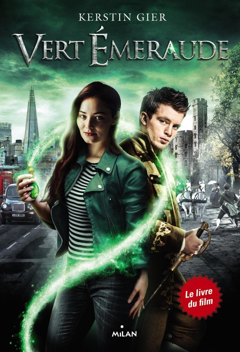 La Trilogie Des Gemmes Une Saga A Vite Decouvrir Vert Emeraude Film Rouge Rubis Vert Emeraude