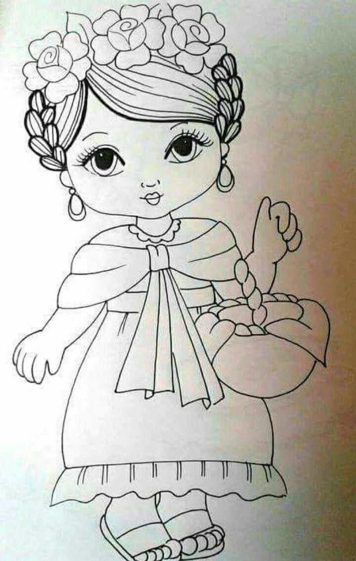 Pin De Guerita O Flores En Dibujos Y Pinturas Frida Kahlo Caricatura Adornos Blackwork Dibujos Para Bordar Mexicano
