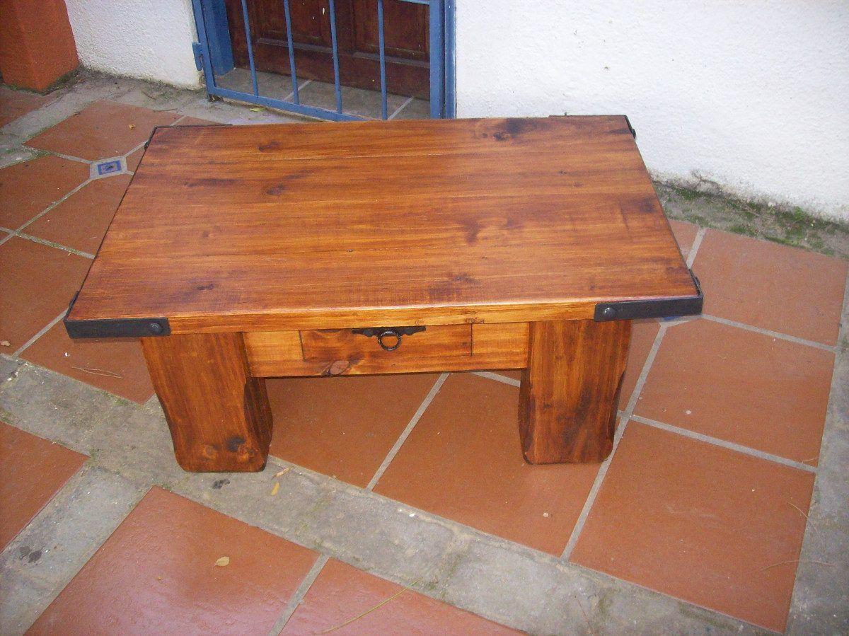 Resultado De Imagen Para Vanitorios Rusticos Mesas De Centro  # Muebles Vanitorios