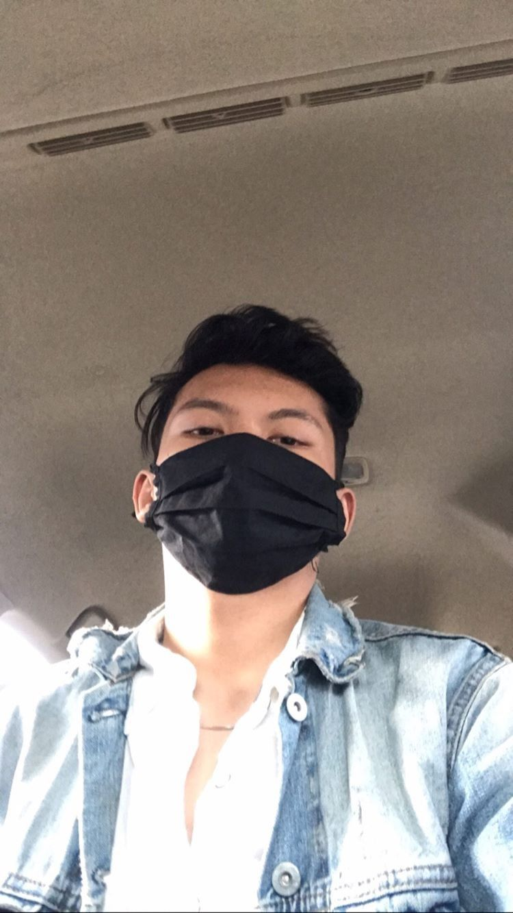 Jan Lupa Pake Masker Di 2020 Pria