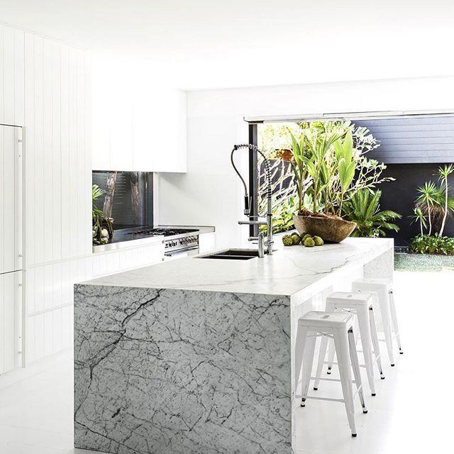 Our kitchen crush! bringing the outside in with touches of greenery and that bloody amazing marble bench! loving it from @homestoloveau #kitchencrushes Our kitchen crush! bringing the outside in with touches of greenery and that bloody amazing marble bench! loving it from @homestoloveau #kitchencrushes Our kitchen crush! bringing the outside in with touches of greenery and that bloody amazing marble bench! loving it from @homestoloveau #kitchencrushes Our kitchen crush! bringing the outside in w #kitchencrushes