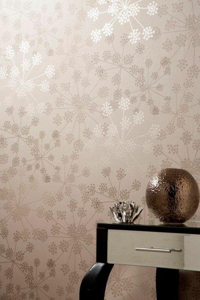 Papier peint pour couloir, comment faire le bon choix? 42 idées en ...