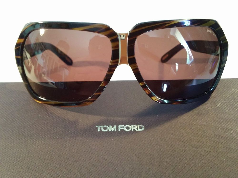 Luxus Sonnenbrille : Tom Ford - Modell India TF49 - wie ...