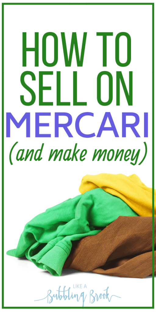 The Ultimate Beginner S Guide To Selling On Mercari Online Surveys For Money Things To Sell Money Saving Tips