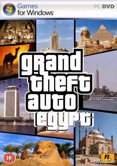 تحميل لعبة جاتا مصر GTA Egypt | العاب اية - العاب بنات اية