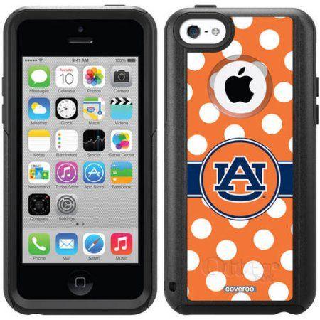 iPhone 5c OtterBox Commuter Series University Case (A-J), Multicolor