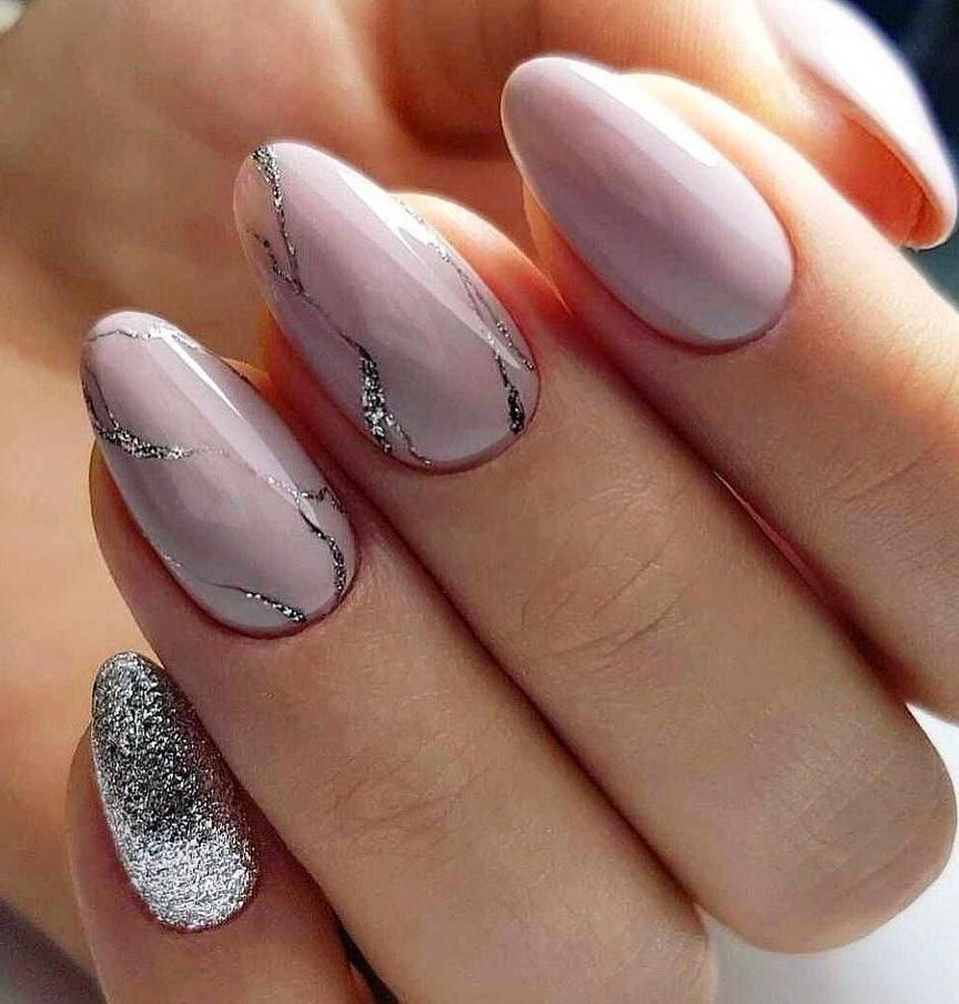 Best Gel Nail Designs To Copy In 2020 In 2020 With Images