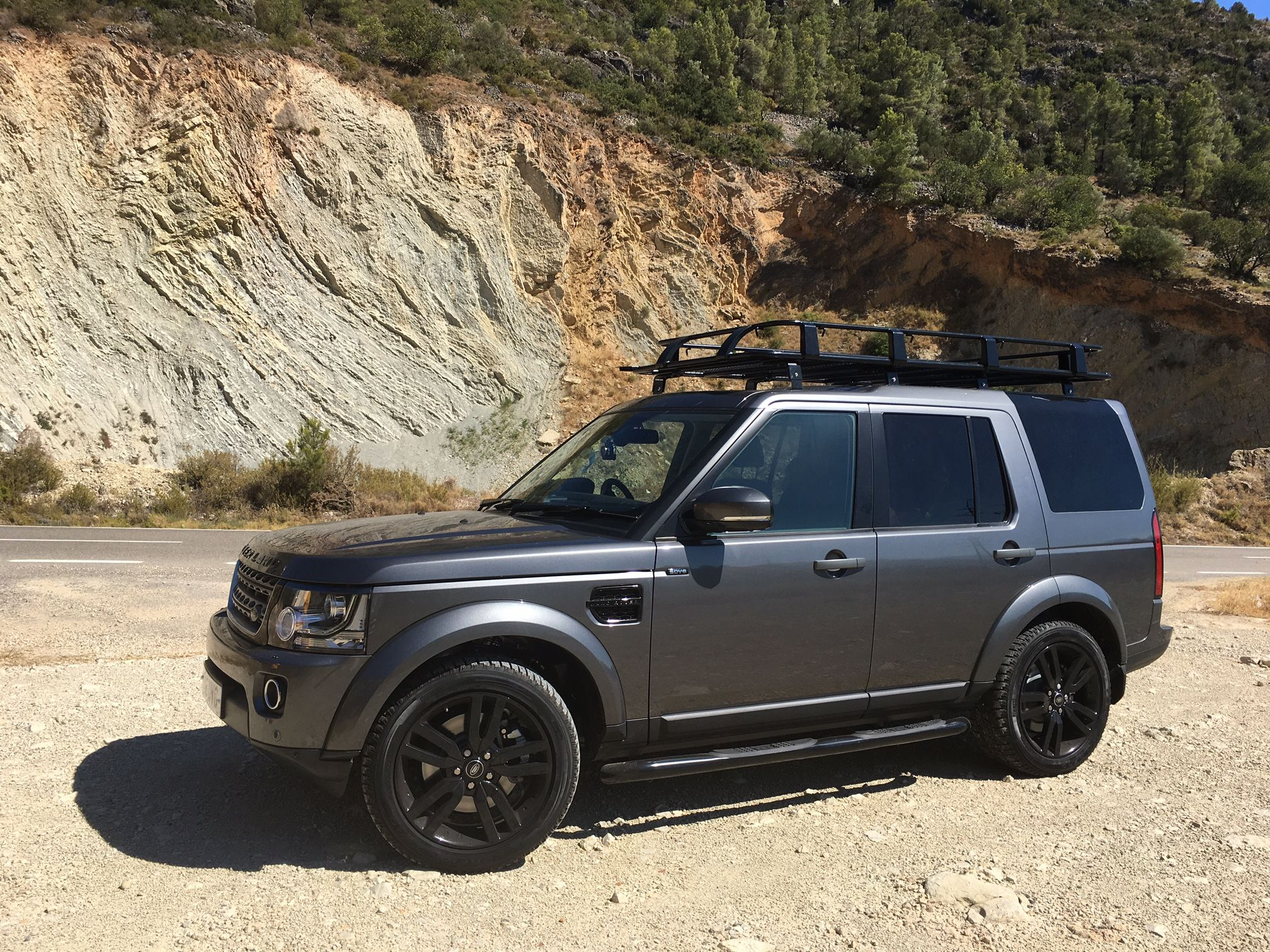 The Mighty Goliath Roof Rack Back In Stock For The Discovery 3 4 4x4 Direct4x4 Discovery Landrover Discovery3 Discovery4 Roofrack Goliath R Auto