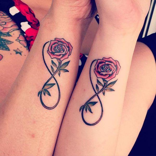 100 Tatuajes Para Mejores Amigas Con Diseños Geniales Tatuajes