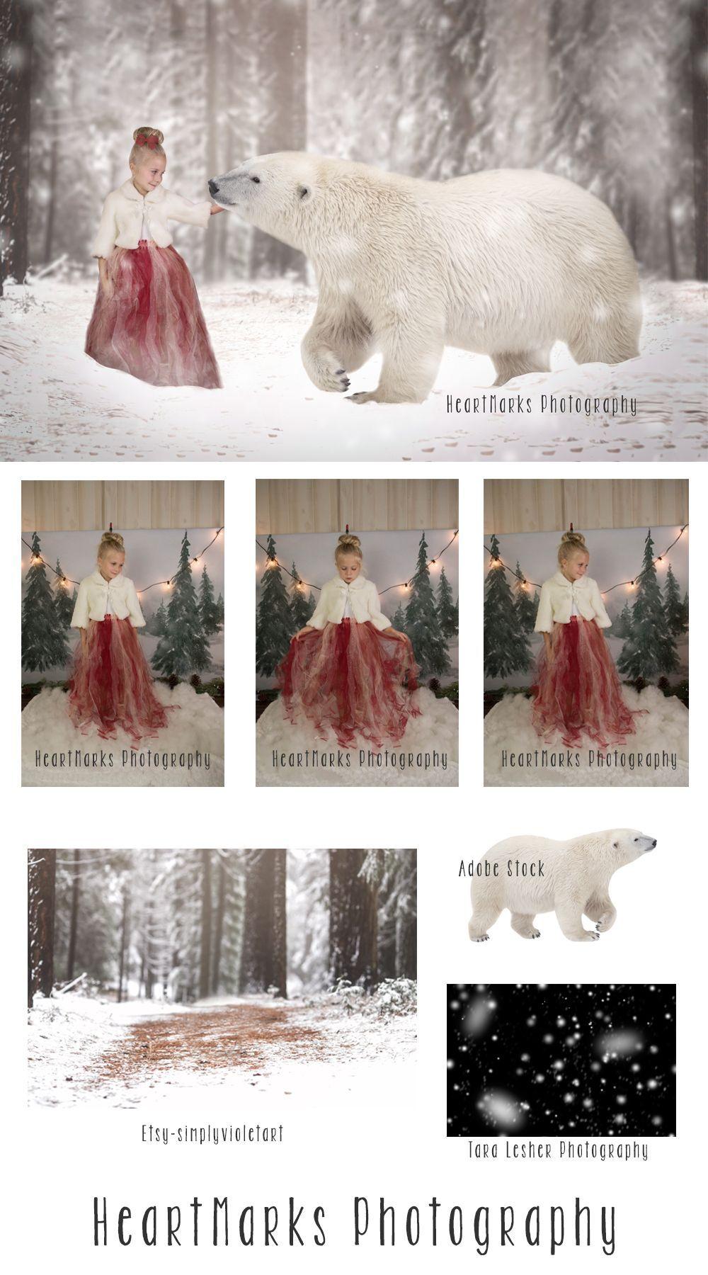 Photoshop composite winter wonderland by heartmarks photography photoshop composite winter wonderland by heartmarks photography tutorial with tara lesher photography baditri Images